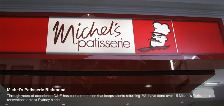 Michel's Patisserie Richmond